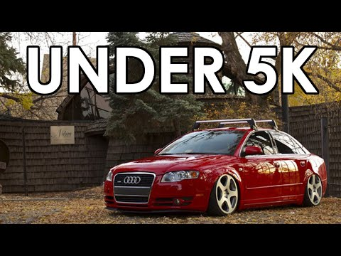 Top 7 Luxury Cars Under 5K