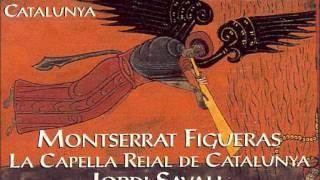 """Montserrat Figueras (1942-2011) & Jordi Savall *- """"El canto de la Sibilla II"""""""