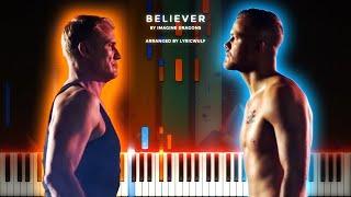 Imagine Dragons · Believer · Piano