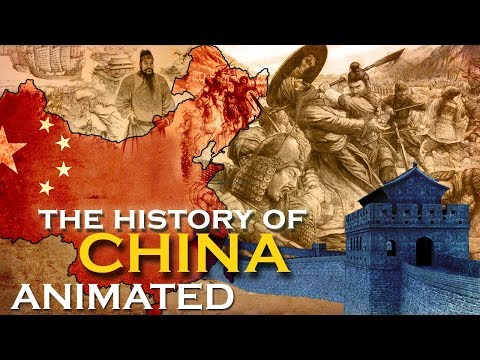 History of China in 10 Minutes | The Animated Chinese History in a Nutshell