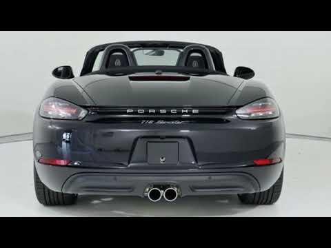 Porsche Silver Spring >> New 2019 Porsche 718 Boxster Silver Spring Md Washington Dc Md P90122