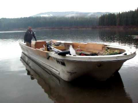 Putting Big Bertha in Lake Inez, Montana with FC600