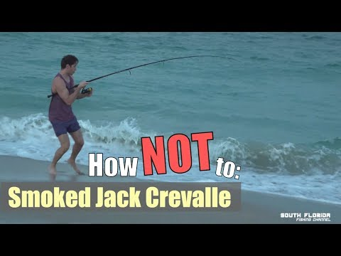 How NOT to smoke Jack Crevalle | Catch N Cook