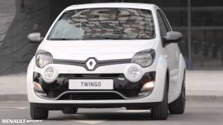 Renault Twingo RS 2012 Videos