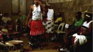 "Download Amakhosi ""Young Diviners"" Traditional healers dance... Mp3"