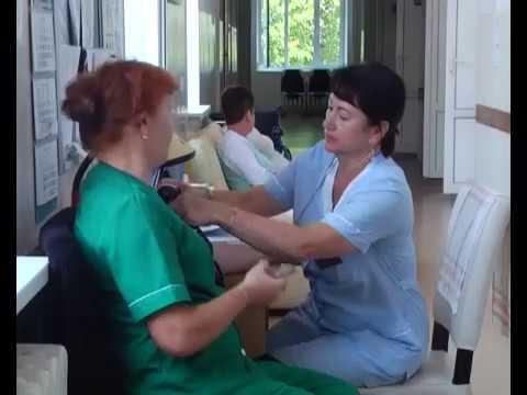 Посещение травматологического отделения ГБУЗ С «Городская больница № 1»