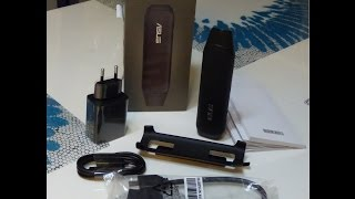ASUS VivoStick TS10 Unboxing and Performance Test