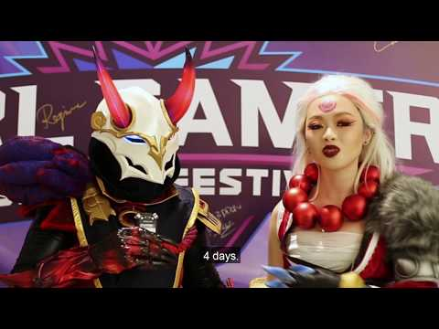 Girl Gamer - Interview with Cosplay