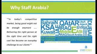 El Seif & Staff Arabia Co-operation