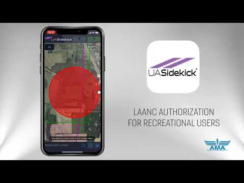 LAANC for Recreational Users - UASidekick