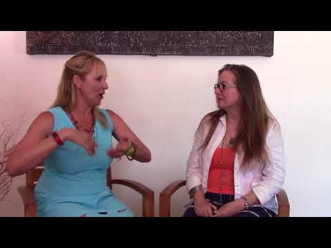 Janet Fitch AROHO Interview