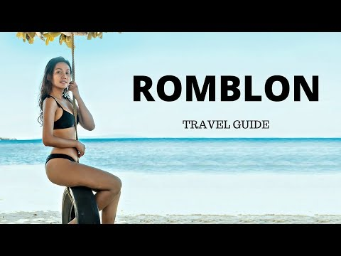 TRAVEL CHEAP TO ROMBLON, PHILIPPINES (Philippines hidden Paradise!)