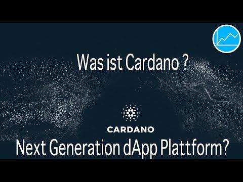 Was ist Cardano (ADA)? Ethereum Herausforderer im Smart Contract Markt