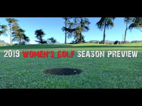 2019 Women's Golf Season Preview