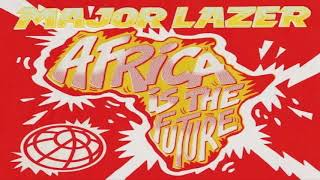 Major Lazer Tied Up feat Mr. Eazi, RAYE Jake Gosling Africa Is the Future - EP.mp3