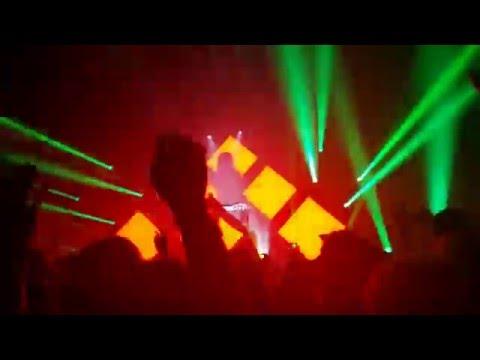 Kygo - No Diggity vs. Ed Sheeran Remix Live at Zenith Munich, Germany, 08.04.2016