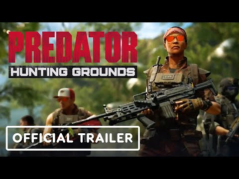 Predator: Hunting Grounds - Official Fireteam Gameplay Trailer
