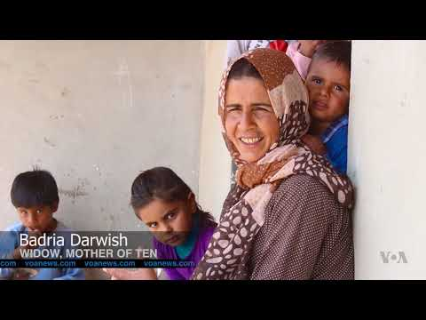 A Women-Only Village in Northern Syria is Home to Needy Families