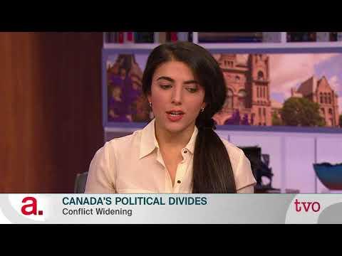Canada's Political Divides