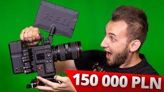 Kamera filmowa za 150 000 zł do vlogów