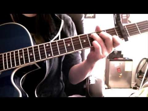 2ne1 - Come back home guitar cover + chords