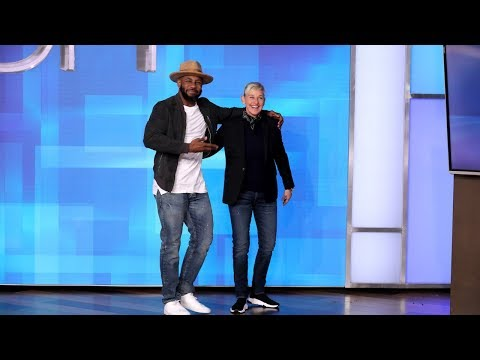 Ellen's 4 Favorite Moments of the Decade!
