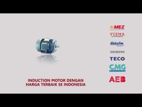 Induction Motor Elektrim | DALLA TEKNIK | Phone 62318186