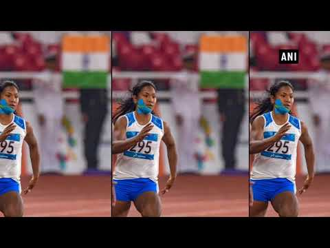 Asian Games 2018: Swapna Barman Wins Gold In 2-day Long Heptathlon Event