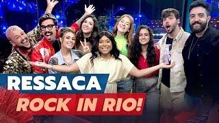 RELEMBRE os Melhores Momentos do Rock in Rio! 😱😁😂