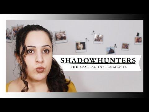 ¡Shadowhunters! Mi opinión sobre la primera temporada ☺