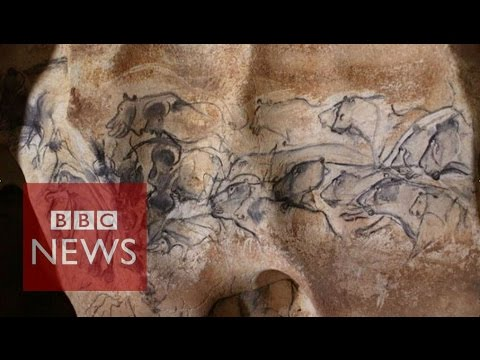 Chauvet cave: Preserving prehistoric art - BBC News
