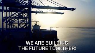 We are building the future together!