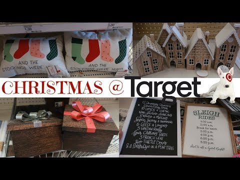 TARGET DOLLAR SPOT * CHRISTMAS 2019 SNEAK PEEK!!!