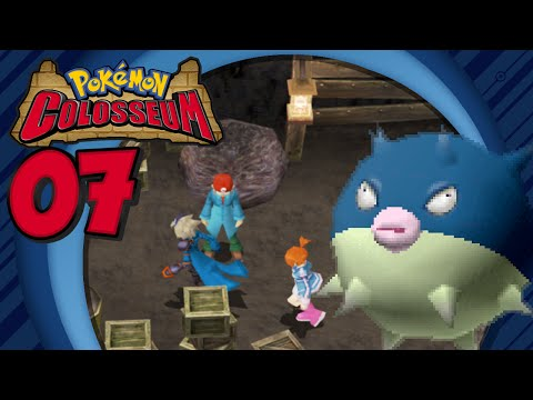 Pokémon Colosseum - Episode 7 | Trollfish and the Pyrite Cave!