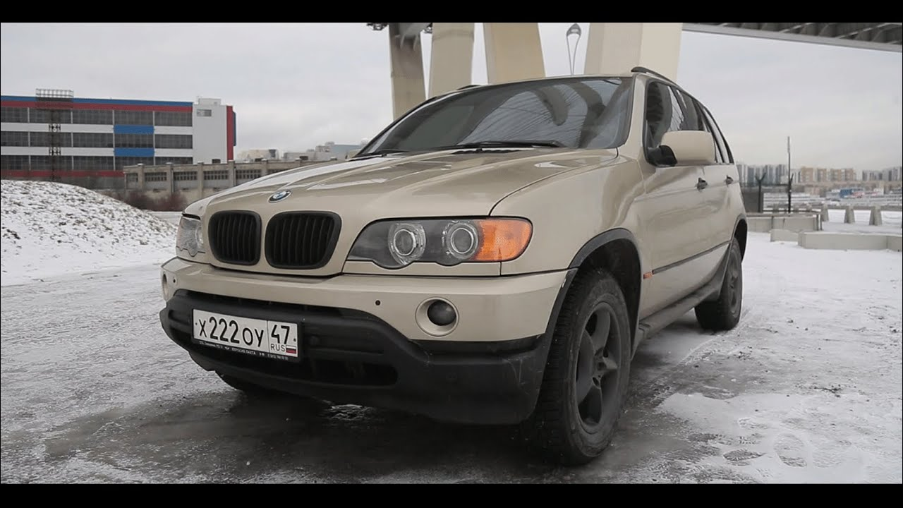 BMW X5 E53 / Геморой на колесах - BMW X5 E53 / Геморой на колесах