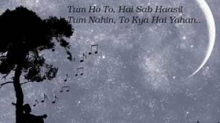 Tum Ho To (Rock On ) Full Song With Lyrics HQ
