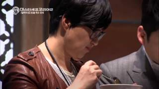 마스터셰프 코리아 시즌2 - Ep.6 : 탈락미션, 최강록의 반전의 계란찜