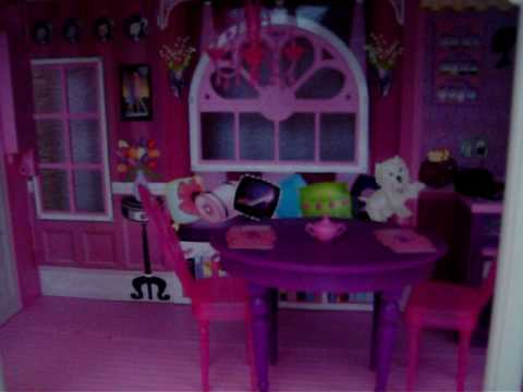 Hannia y su casa de barbie mov youtube - Casa de barbie ...