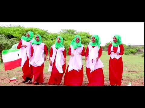 Nagiib Wadne Kaabe | Bisha May Xuskeedi Weeyane- New Somali Music 2018 (Official video )