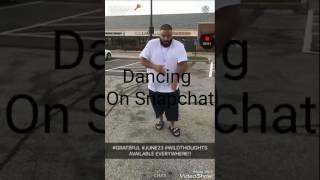 dj khaled dancing on snapchat pt2