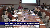 Michigan state board of education meeting for february 14 2017 15127 michigan state board of education meeting sciox Choice Image