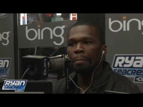 50 Cent Wants To Be A Vampire | Interview | On Air With Ryan Seacrest