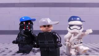 Kylo Ren Jam | Lego Star Wars Stop Motion Animation