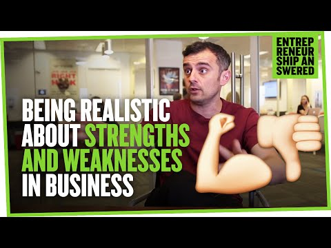 Being Realistic About Strengths and Weaknesses in Business