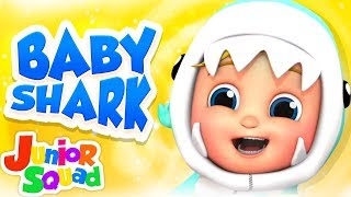 Baby Shark Song, Boo Boo Song, Bugs Song, Humpty Dumpty | Nursery Rhymes & Baby Songs - Junior Squad