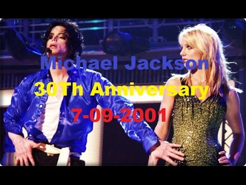 Michael Jackson 30Th Anniversary 7-09-2001
