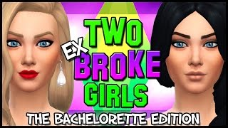 Lets Play | The Sims 4 | The Bachelorette Challenge | Part 2 | Party!