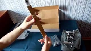 Розпакування змішувача для ванни COSH (CRM)S-21-143B з Rozetka.com.ua