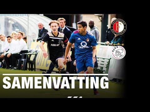 Samenvatting | Feyenoord Onder 15 - Ajax Onder 15-1