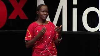 My journey to start a school for girls in Kenya: Kakenya Ntaiya at TEDxMidAtlantic 2012